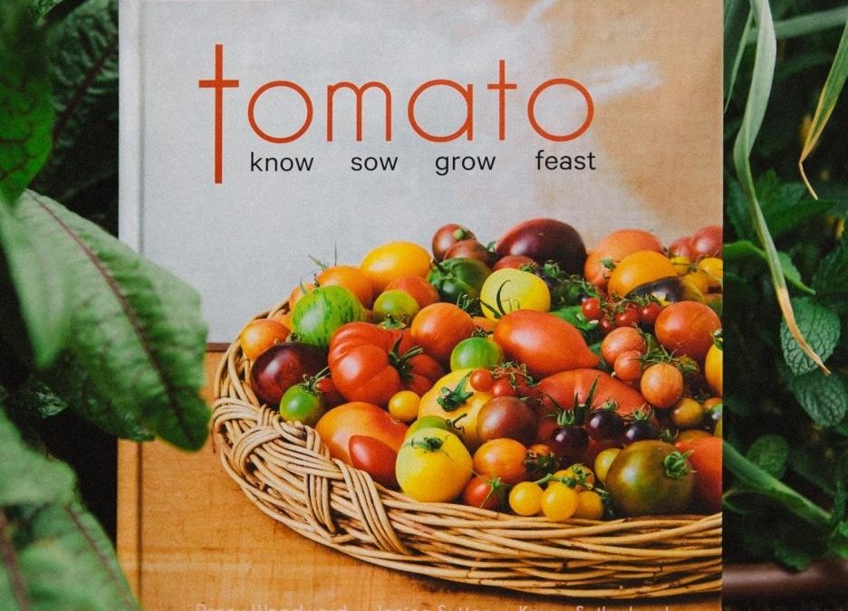 Tomato: Know, Sow, Grow, Feast – Author talk and growing tips