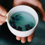 violet tea karen sutherland edible eden design recipe