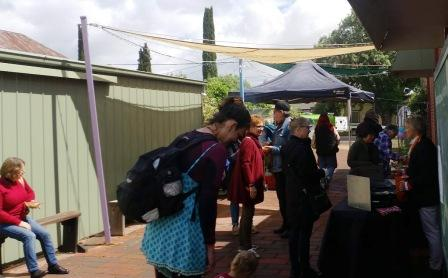 GELC open day crowd