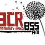 3CR community radio logo 855AM
